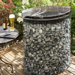 Bar-B-Q Ellipsus Gabion-0