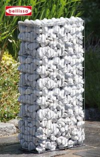 Plant Gabions Without Planter-0