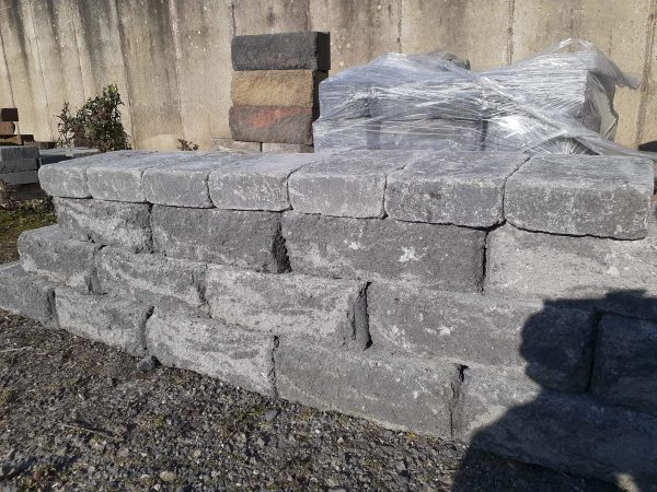 Aspen Basalt Cobble Capping