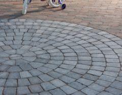 Slate Cobble Circle