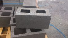 "9"" Cavity H3 Single Concrete Blocks-0"