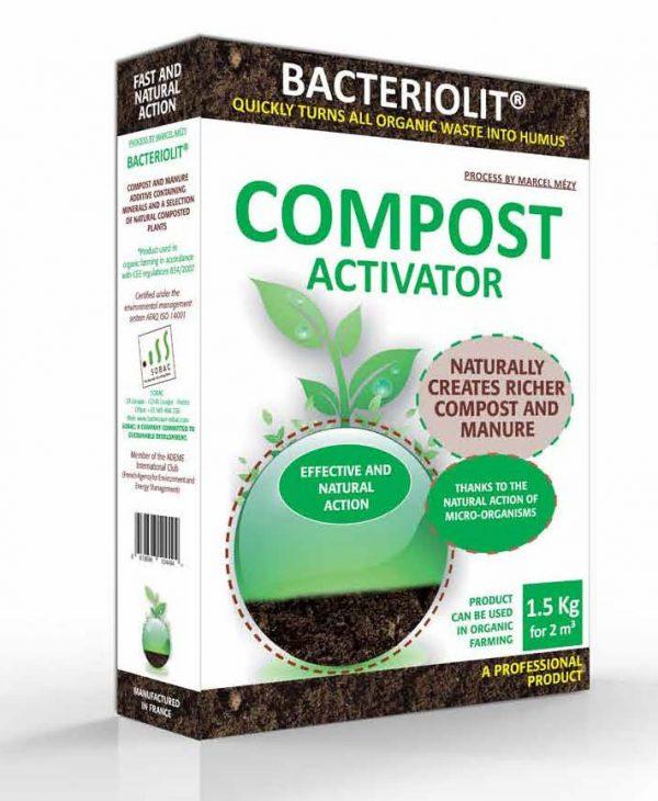 Round Compost Bin 330 Litres-1128