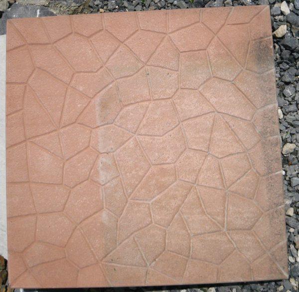 Cracked Ice Concrete Paving Slabs-1082