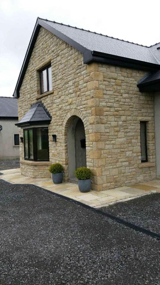 Donegal Sandstone Building Stone-0