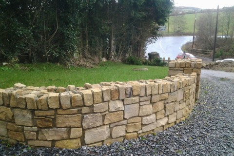 Donegal Sandstone Building Stone-1810