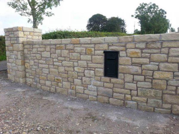Donegal Sandstone Building Stone-1811
