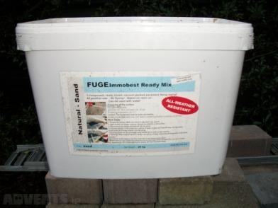 Fuge Immobest 20Kg Bucket