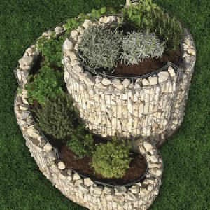 Small Herb Spiral-0