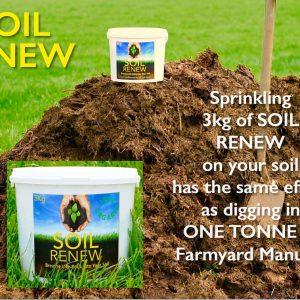 Soil Renew & Compost Renew