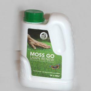 Moss Go Lawn Renew