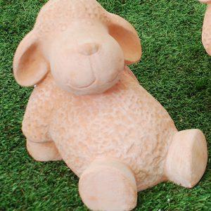 Sheep Sitting-0