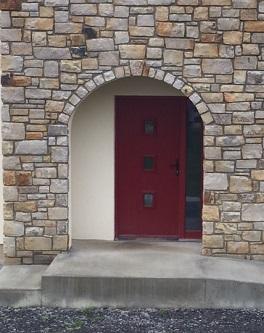 Leirtim Sandstone Arch