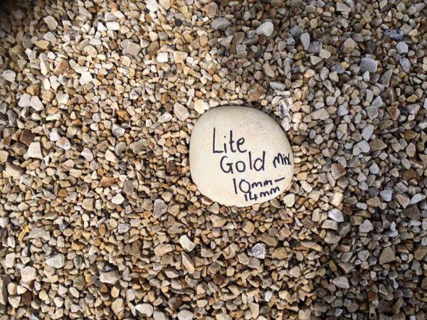 Lite Gold 10 & 14mm Mix
