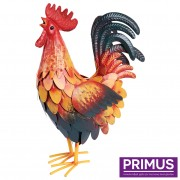 Farmyard Metal Chicken-0