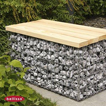 Gabion Bench-0