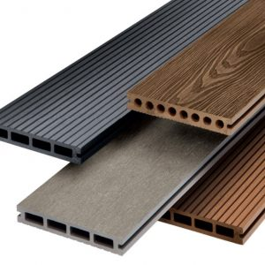 composite decking colours