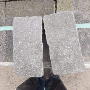 Grey Limestone Cobble 200x100 1
