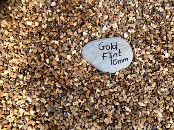 Gold Flint 10mm