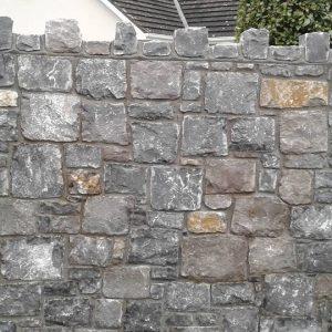 Blue Limestone Guillotined 2